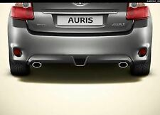 Genuine Toyota Auris 2010-2012 Rear Skirt For Vehicles With Dual Silencer
