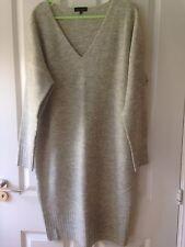 Ladies Long Jumper/Dress - New Look - size M