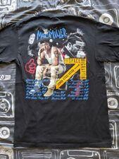 Vintage vtg RARE Mac Miller Space Migration Tour Shirt mens size Medium