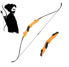 IRQ Archery Takedown Recurve Bow for Right and Left Hand CS Hunting Game 25lbs