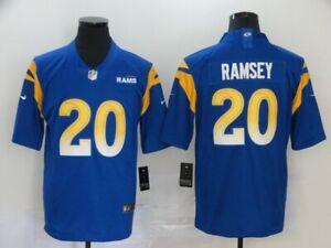 Men's Los Angeles Rams Jalen Ramsey Player Game Jersey