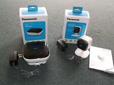 D09021604 Panasonic Smart Home Monitoring System Baby Monitor Kit Security Camer