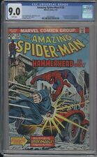 AMAZING SPIDER-MAN 130 CGC 9.0 WHITE 1974 FIRST APPEARANCE SPIDER-MOBILE