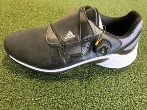 Adidas ZG21 BOA Golf Shoe - Pick Your Size - Black