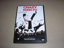 """DVD,""""CRAZY KUNG FU"""",de stephen chow"""