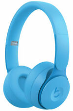 BEATS Dr Dre SOLO PRO Wireless Noise Cancelling Headphones Light Blue BRAND NEW