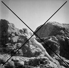 PHOTO DE ZIZI JEANMAIRE 1946