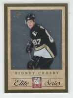 [67425] 2011-12 ELITE SERIES SIDNEY CROSBY #1