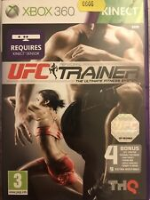 #0606 - XBox 360-UFC Personal Trainer: The Ultimate Fitness System