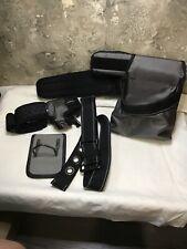 Gray Tool-Belt Construction Suspender Strap Holster Pocket Pouch Bag Framer-Rig