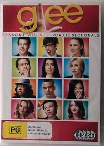 Glee DVD - Season 1 Volume 1 - Road To Sectionals - FREE POST!