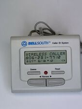 BellSouth Caller Id Name & Number Ci-65 75 Memory Real Time Clock Free Shipping