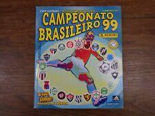 Album PANINI Football CAMPEONATO BRASILEIRO 1999 Brasil Bresil COMPLETE Futbol