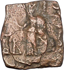 VONONID Dynasty Spalahores 85BC Indo Skythian Ancient India Greek Coin i47093