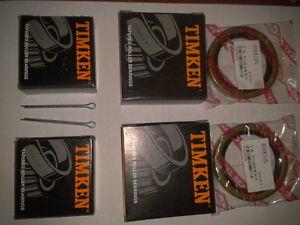 FORD FALCON to LTD,XH EA EB ED EF EL,88 - 98,TIMKEN, FRONT TWO WHEEL BEARING KIT