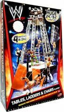 WWE Wrestling Tables, Ladders & Chairs Exclusive Superstar Ring