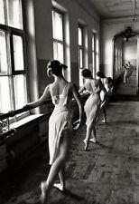 Ballet Poster, Russian Ballet Class, Dancing, Performance Art