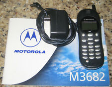 MOTOROLA M3682 House Phone With Charger & Manual.