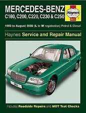 Mercedes-Benz Class C Car Workshop Manuals
