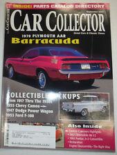 Car Collector Magazine 1955 Chevy & Plymouth Barracuda September 2001 030415R