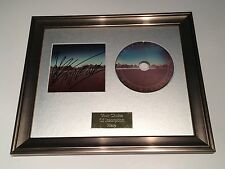 PERSONALLY SIGNED/AUTOGRAPHED MADEON - ADVENTURE FRAMED CD PRESENTATION. RARE
