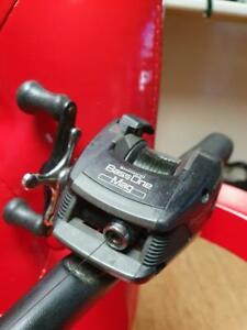 Baitcaster Shimano Bass One Mag Reel and Rod Combo