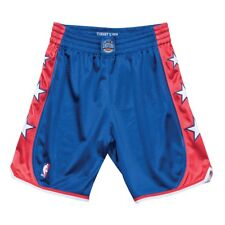 Mitchell & Ness 2004 NBA All Star East Authentic Throwback Blue Shorts Men's