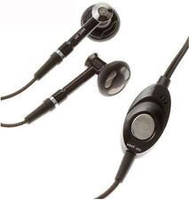 OEM 2.5MM HANDS-FREE CELL PHONE HEADSET HEADPHONES DUAL EARBUDS EARPHONES w MIC