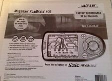 Magellan RoadMate 800 Automotive Mountable GPS Receiver