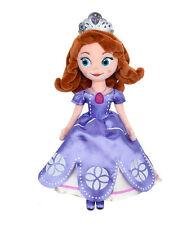 "Disney Sofia Plush Doll 13"" Safia the First Once Upon a Princess Doll Xmas Gift"