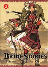 Bride Stories T2 - Kaoru Mori - Eds. Ki-Oon - 2011 - NEUF !