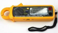 NEW DT-9702 Digital AC/DC Direct Cross Current CEM Clamp Meter Multimeter Tester