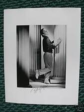 Billy Crystal Autographed Photograph by Tony Costa