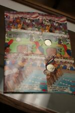 US MINT YOUNG COLLECT ED SWIM BASE BASKETBALL 1-3 1995 ATLANTA OLYMPIC COIN SET