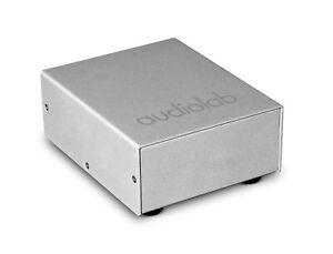 DC Block - Audiolab Direct Current Blocker - Silver - RRP £99.95