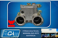 New GENUINE Spanish Weber 40 DCOE 151 3 Hole Progression Carburettor Carby