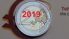 2 euro 2019 commemorativo tutti i paesi disponibili annata completa