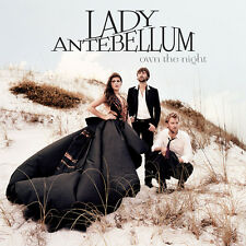 Lady Antebellum - Own the Night [New CD]