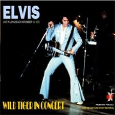 Elvis Presley - Wild Tiger In Concert - Digi Pk  CD - New & Sealed