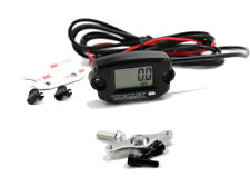 Works Connection 37-200 Tach/Hour Meter w/Maintenance Timer & 37-205 Mount Kit