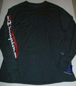 ~NWT Men's CHAMPION Long Sleeve Shirt! Size 2XL Nice!