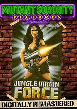 JUNGLE VIRGIN FORCE - DVD - Region Free - Sealed