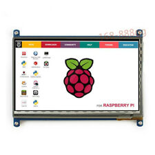 For Raspberry Pi 3/2 7 Inch Display HDMI 800*480 LCD with Touch Screen Monitor