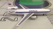 Aeroflot Cargo Douglas DC-10-40F VP-BDG 1/400 scale diecast DragonWings