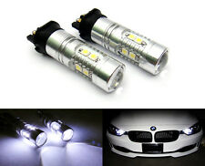 2x Error Free SAMSUNG LED PW24W for AUDI Projector Front Turn Signal Light Bulb