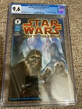 Star Wars: Heir to the Empire #3 CGC 9.6 (Thrawn and Karrde APP)