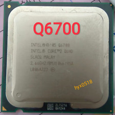 Intel Core 2 Quad Q6700 SLACQ 2,66 GHz / 8 M / 1066 Sockel 775 Prozessor Geteste