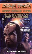 The Heart of the Warrior (Star Trek: Deep Space Nine, No 17) Betancourt, John G