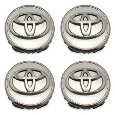 Set of 4- OEM 06-14 Corolla Matrix Prius Yaris Toyota Wheel Center Caps Hubcaps