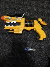 Power Rangers Super Dino Charge Gun Bandai Tested & Works w/ Spinosaurus